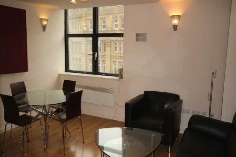 Landmark House, City Centre, Bradford. 1 bedroom flat