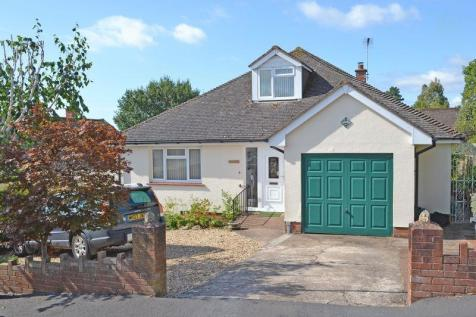 Summerfield, Sidmouth. 4 bedroom detached bungalow