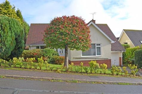 Woolbrook Meadows, Sidmouth. 3 bedroom detached bungalow