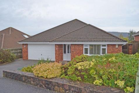 Balfours, Sidmouth. 3 bedroom detached bungalow