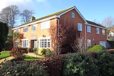 Convent Fields, Sidmouth. 5 bedroom detached house
