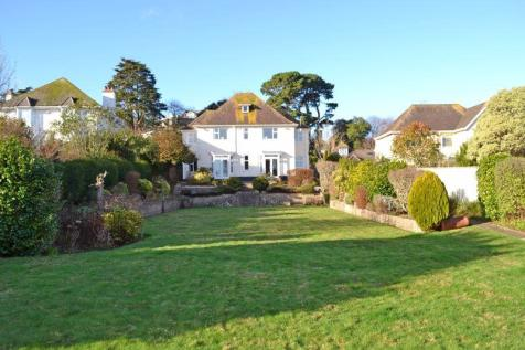 Manor Road, Sidmouth. 4 bedroom detached house