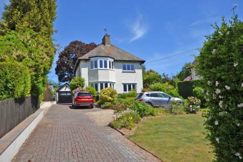 Woolbrook Road, Sidmouth. 3 bedroom detached house