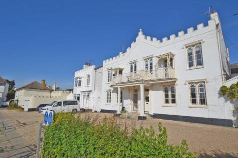 Coburg Terrace, Sidmouth. 3 bedroom flat