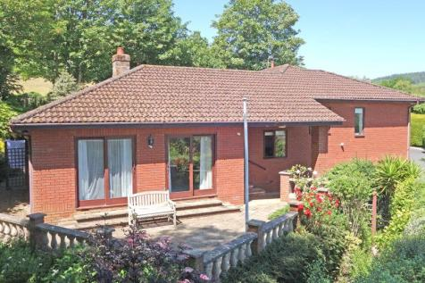 Cotlands, Sidmouth. 3 bedroom detached bungalow