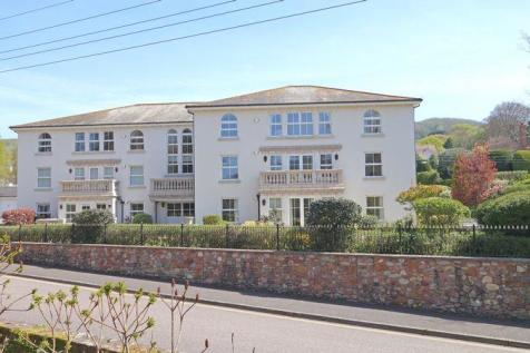 Sid Road, Sidmouth. 2 bedroom flat