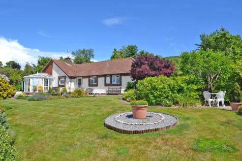 Brownlands Close, Sidmouth. 3 bedroom detached bungalow