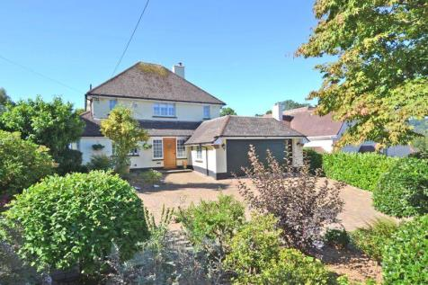Redwood Road, Sidmouth. 4 bedroom detached house