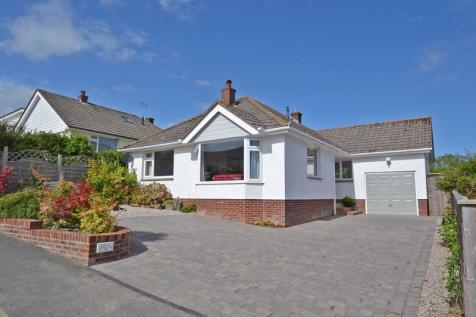 Newlands Close, Sidmouth. 3 bedroom detached bungalow