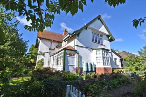Alexandria Road, Sidmouth. 4 bedroom detached house