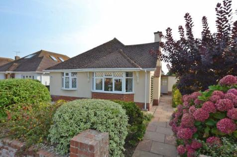 Coulsdon Road, Sidmouth. 2 bedroom detached bungalow