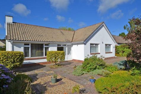 Woolbrook Road, Sidmouth. 2 bedroom detached bungalow