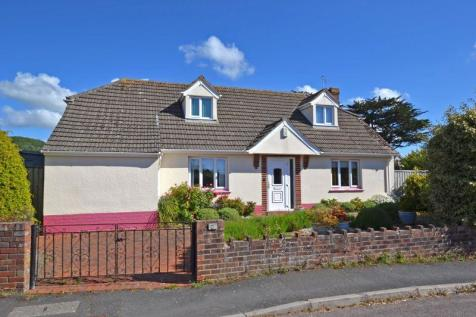 Yarde Hill Orchard, Sidmouth. 3 bedroom detached bungalow