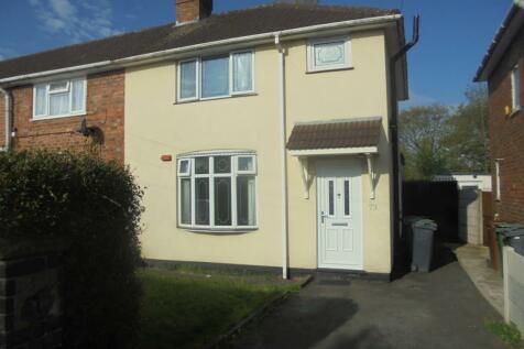 Alexandra Road, Walsall. 3 bedroom house