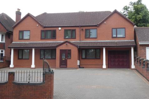 BROADWAY NORTH, WALSALL. 7 bedroom house