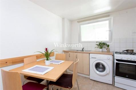Ashwood House, Belle Vue Estate, London, NW4. 3 bedroom apartment