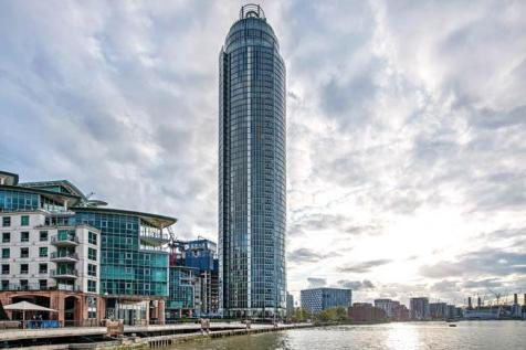 1 St. George Wharf, London, SW8. 4 bedroom apartment for sale