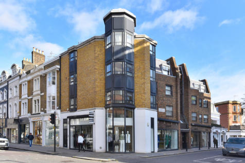 Brompton Road, London, SW3. 2 bedroom apartment