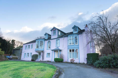 Skiddaw Lodge, Keswick, Cumbria, CA12. 7 bedroom character property for sale