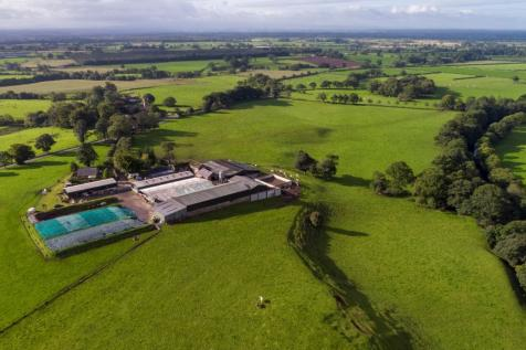 Lot 1 - Stubb Farm, Kirklinton, CA6 6BB. 5 bedroom farm house for sale