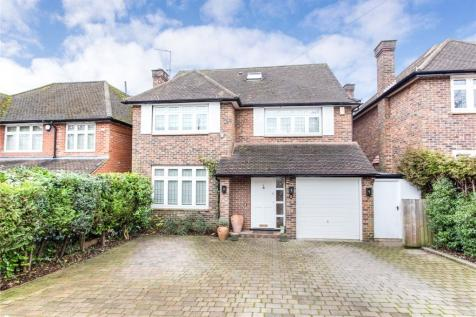 Green Lane, Stanmore, HA7. 6 bedroom detached house for sale