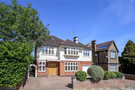 Dalkeith Grove, Stanmore, HA7. 6 bedroom detached house for sale