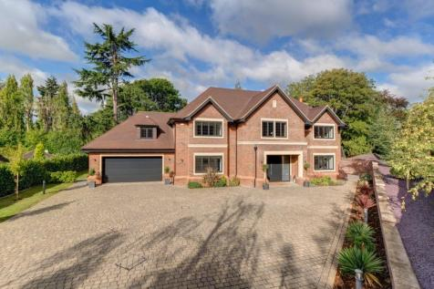 Valley Way, Gerrards Cross, Buckinghamshire. 6 bedroom detached house for sale