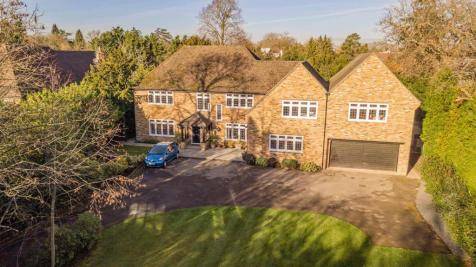 Mill Lane, Gerrards Cross, Buckinghamshire. 7 bedroom detached house for sale