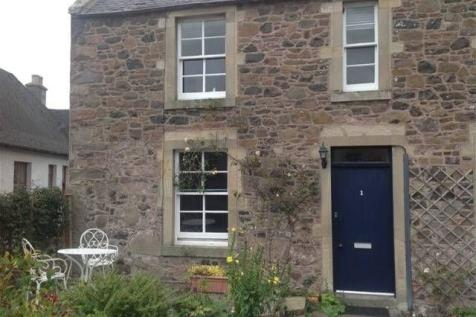 1 Gladstone Buildings, Teapot Street, Morebattle, TD5 8QH. 1 bedroom end of terrace house