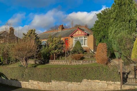 Glenknowe, 17, Glenfield Terrace, Galashiels, TD1 2AS. 3 bedroom detached bungalow for sale