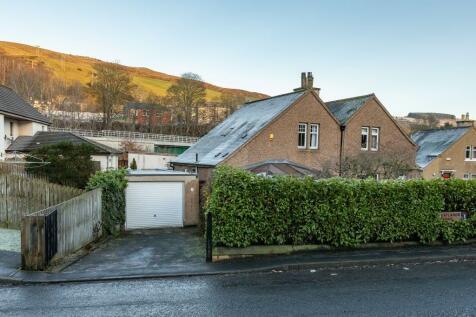 6 Wheatlands Road, Galashiels, TD1 1QP. 2 bedroom semi-detached house for sale