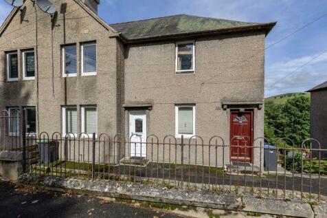 206 Wood Street, Galashiels, TD1 1QY. 2 bedroom ground floor flat