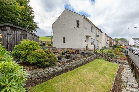 1 Balmoral Road, Galashiels, TD1 1JN. 3 bedroom semi-detached house