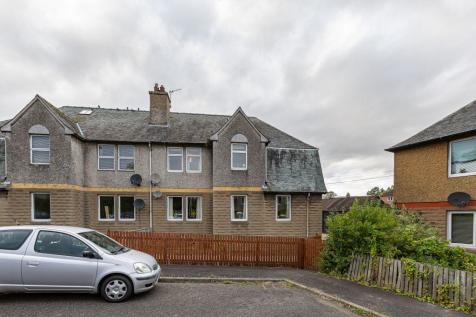 31 Tweed Crescent, Galashiels, TD1 3ED. 3 bedroom flat for sale