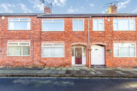 George Street, Darlington, DL1. 3 bedroom terraced house
