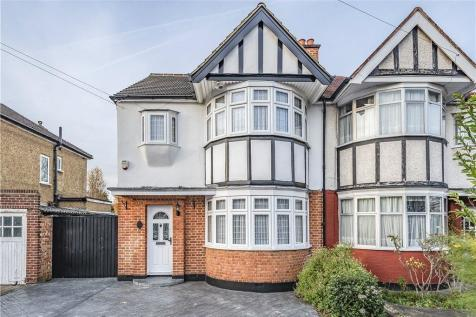 Lowlands Road, Pinner, Middlesex, HA5. 4 bedroom semi-detached house for sale