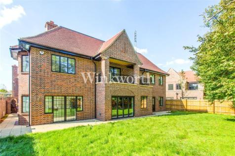Chandos Way, London, NW11. 5 bedroom detached house