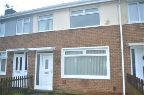 Coundon Green, Stockton-On-Tees, Durham, TS19. 3 bedroom terraced house