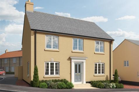 Stoke Meadow, Calne. 4 bedroom detached house