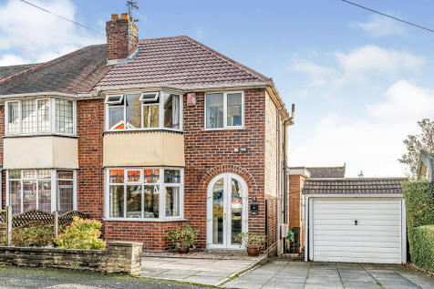 Himley Avenue, Dudley, West Midlands, DY1. 3 bedroom semi-detached house for sale