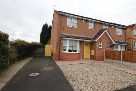 Kirby Drive, Near Milking Bank, Dudley, West Midlands, DY1. 3 bedroom semi-detached house for sale