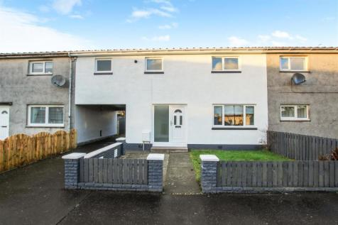 St. Andrews Way, Deans, Livingston. 4 bedroom end of terrace house for sale