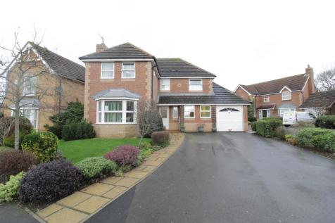 Beauly Drive, Darlington. 4 bedroom detached house for sale