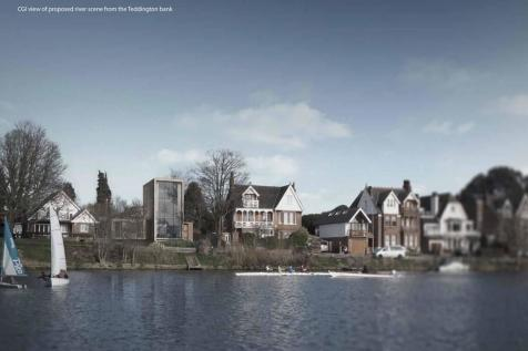 Lower Ham Road, Kingston Upon Thames. Land for sale
