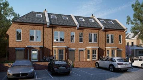 Kingsborough Place, Kingston upon Thames. 4 bedroom town house for sale