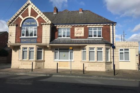 Stag Inn, Dockin Hill Road, Doncaster, South Yorkshire. 1 bedroom apartment