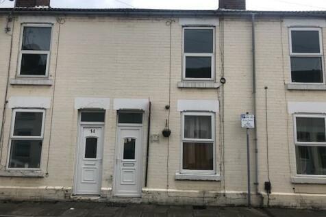 27 Gordon Street, Doncaster, South Yorkshire. 2 bedroom terraced house