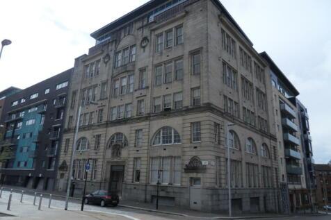 College Street, Merchant City, Glasgow, G1. 1 bedroom flat