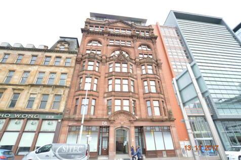 York Street, City Centre, Glasgow, G2. 2 bedroom flat