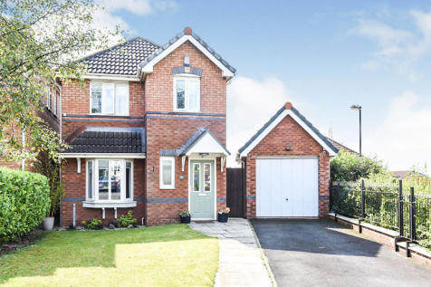 Oakley Drive, Oldham, Greater Manchester, OL1. 3 bedroom detached house for sale